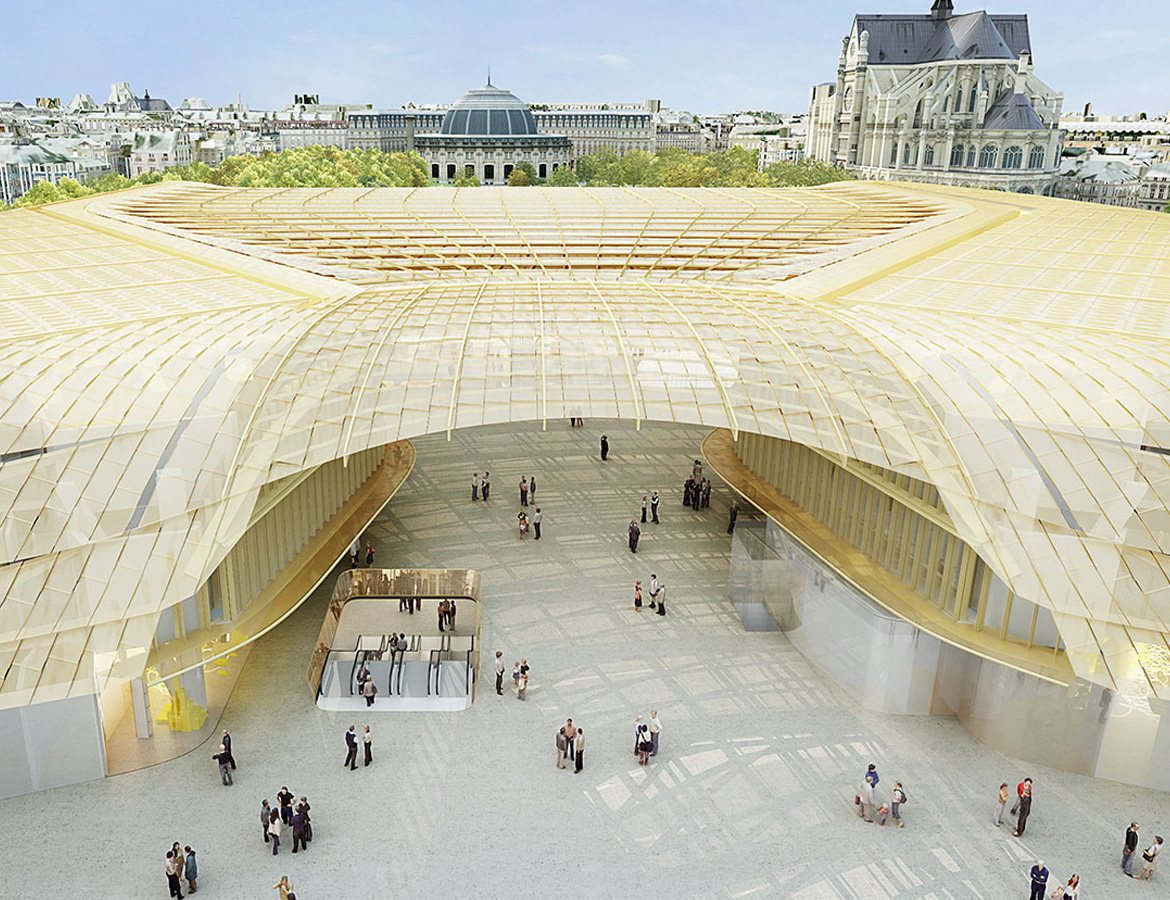 Forum des Halles – Paris