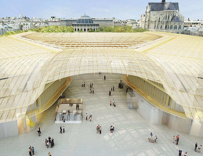 Forum des Halles – Paris