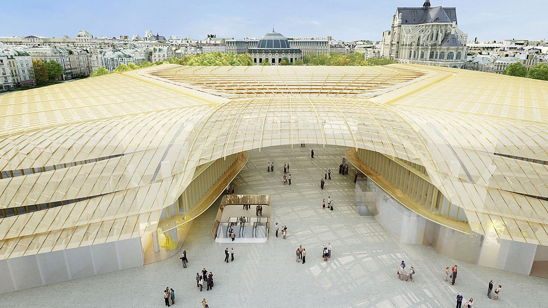 djpi crédit forum des halles Paris