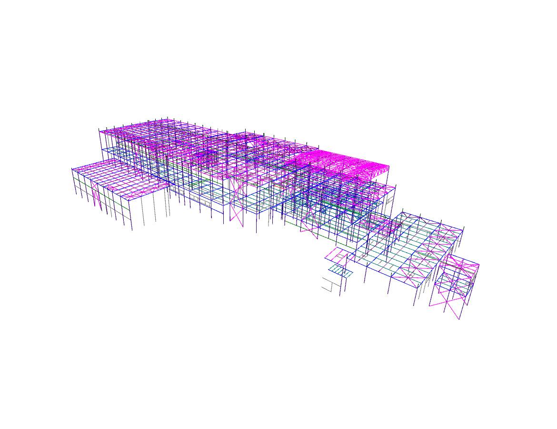 Bâtiment industriel – Gien