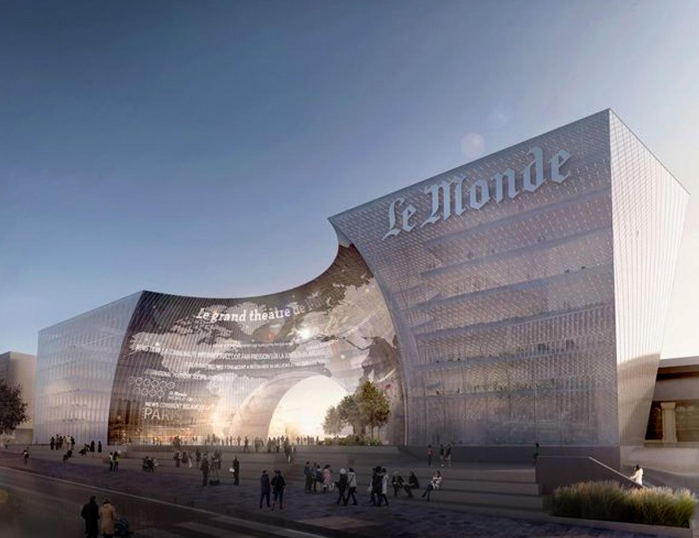 Le Monde – Paris