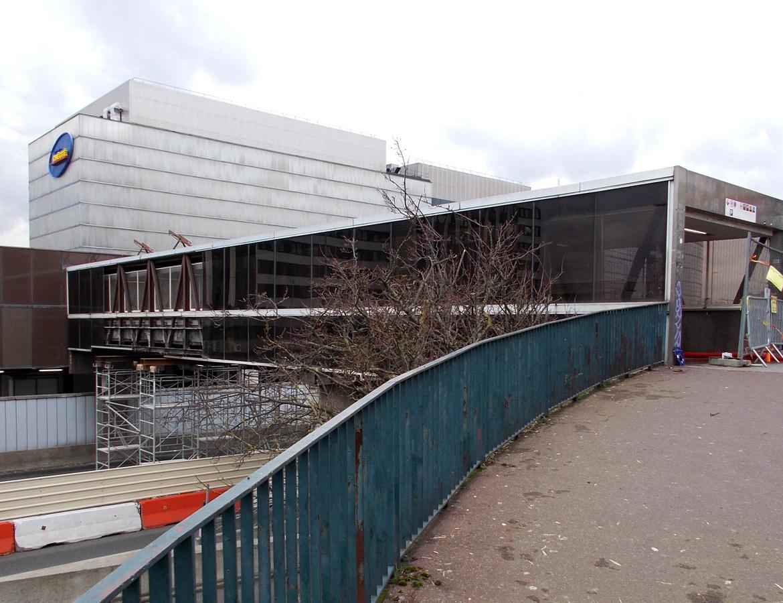 Footbridge – Créteil