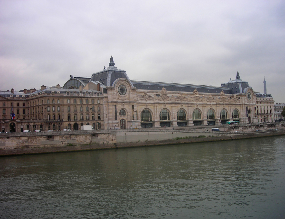 Redevelopment of the amont pavilion of the Orsay Museum – Paris