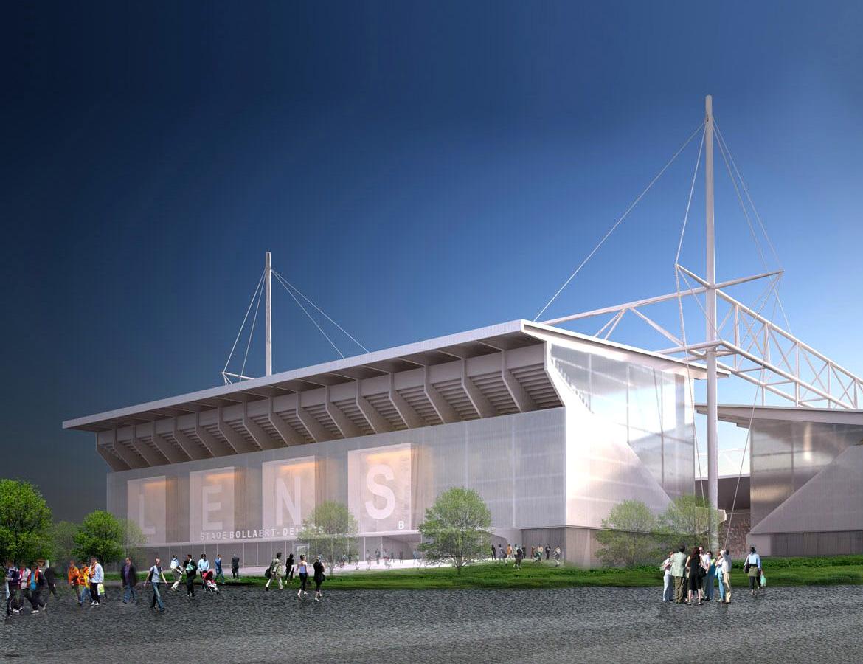 RC Lens Stadium