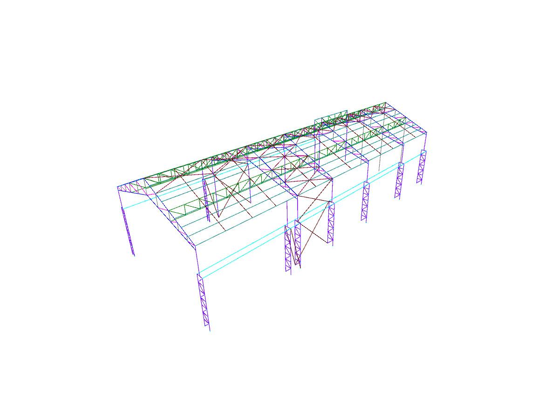 Industrial Building – Le Trait